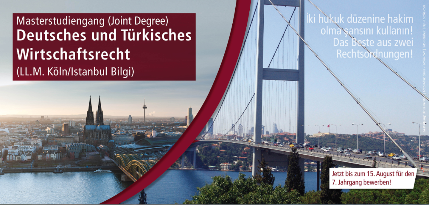 German and Turkish Master's Programme Business Law